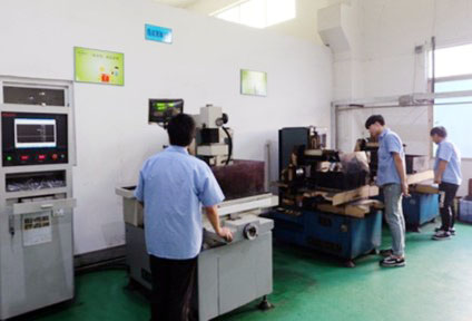 mould machining spark machine(线切割)